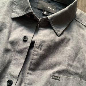 Hurley Nike Dry-Fit Flannel